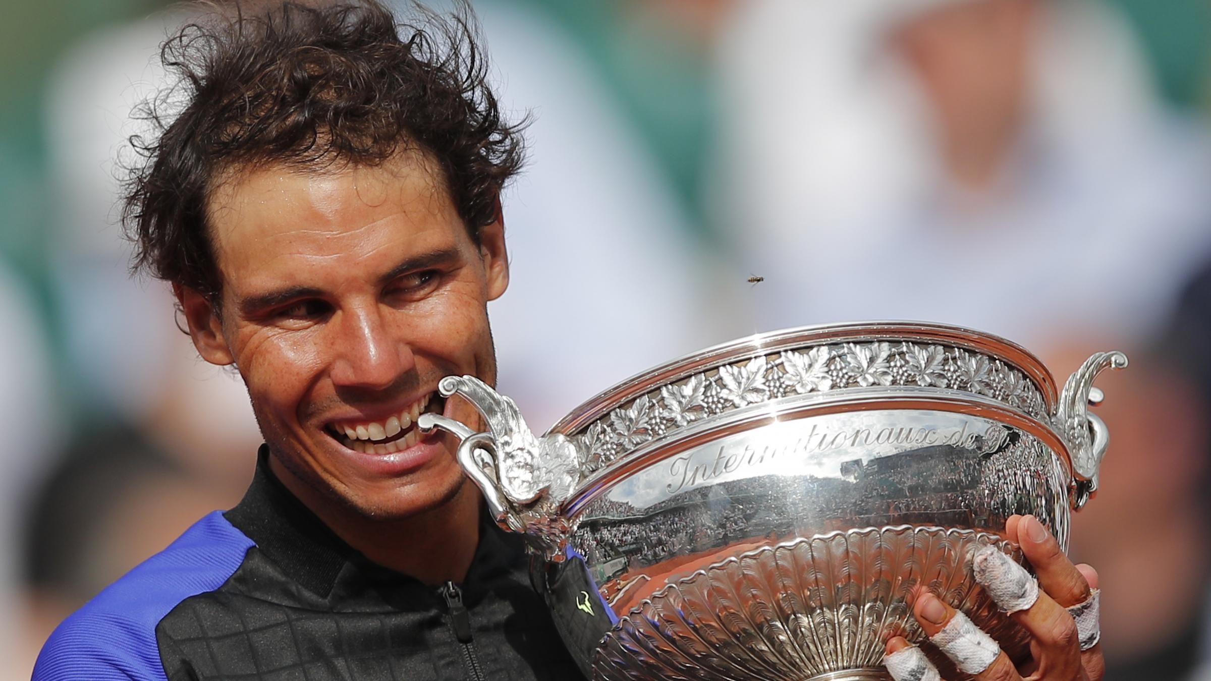 Nadal pulls out of Queen's to rest for Wimbledon
