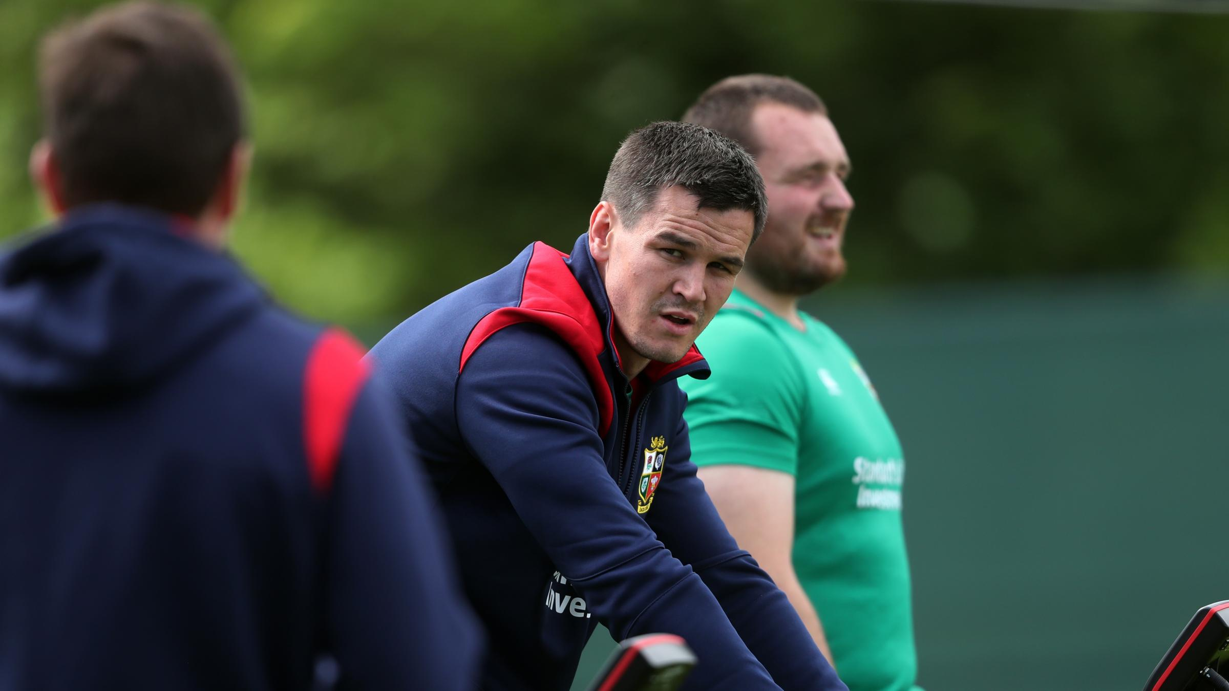 Hansen says Lions' squad 'split,' warns NZ primed