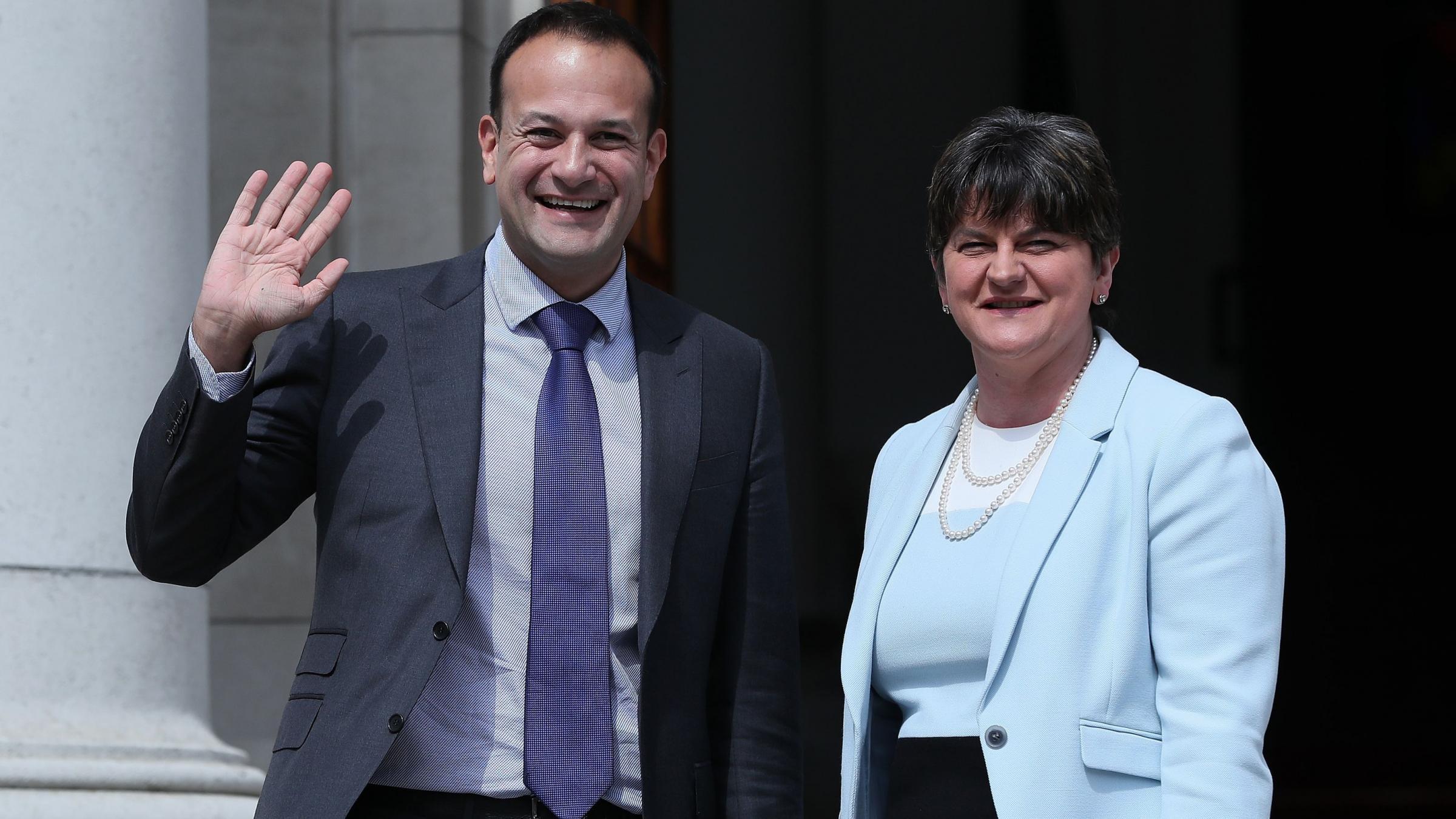 Irish, British PMs to meet to talk Brexit, Northen Ireland crisis