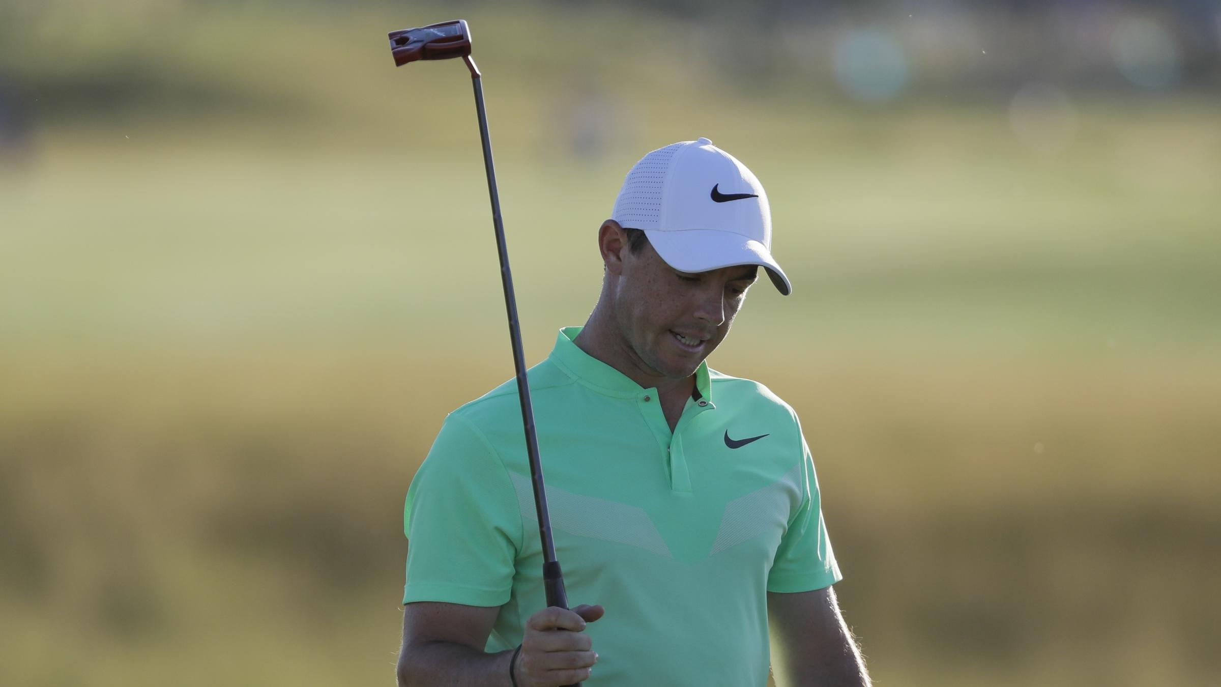 Rory McIlroy responds to Steve Elkington's claims he looks bored playing golf