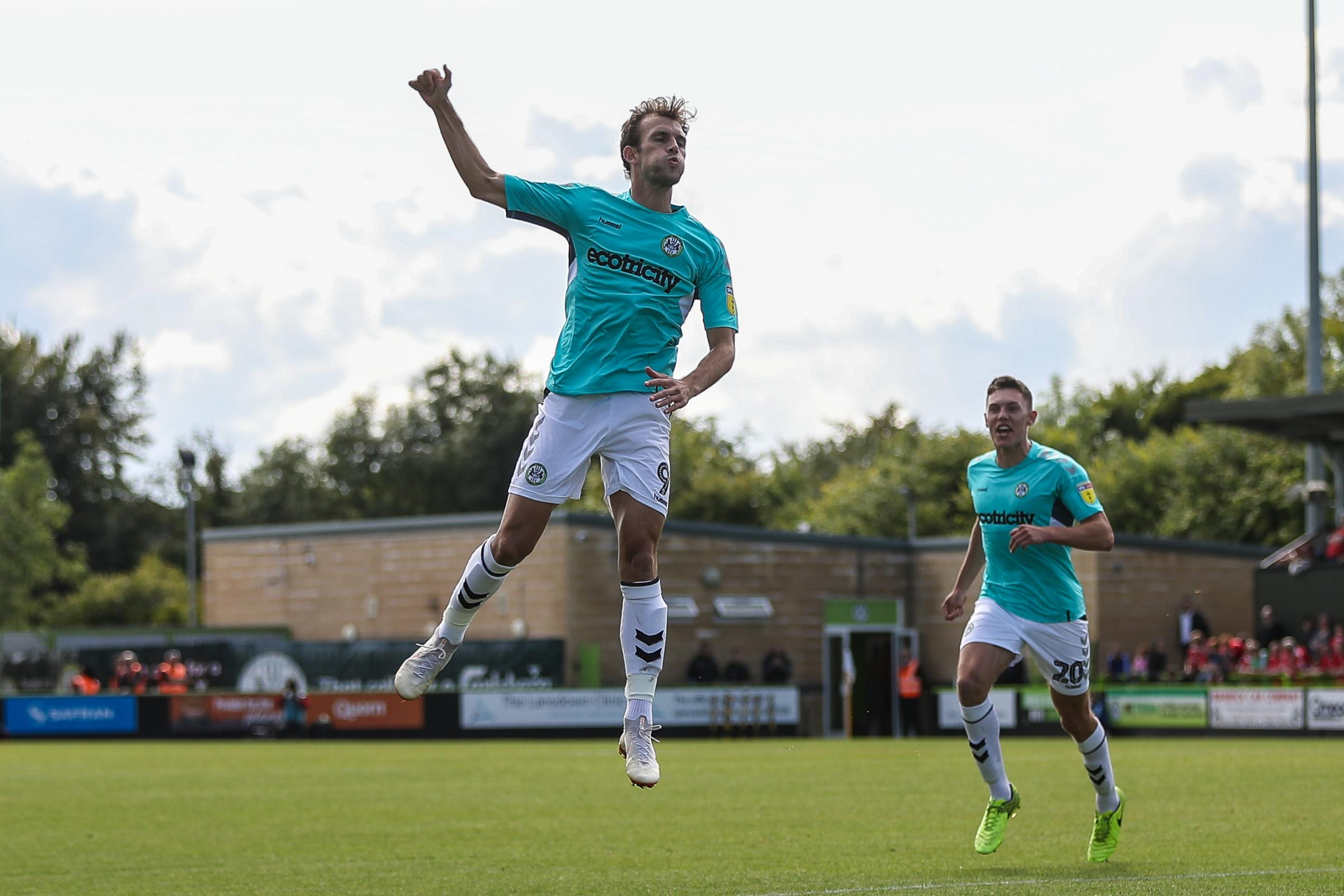 Christian Doidge returns to Forest Green